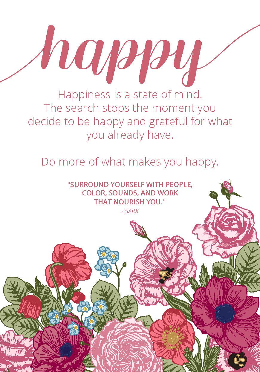 !WoY - FLORAL_happy