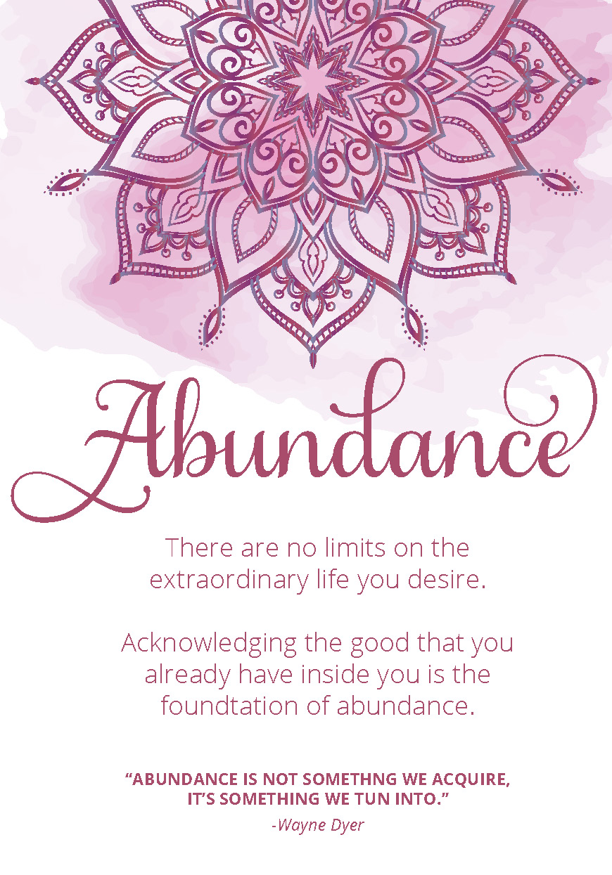!WoY - MANDALA_abundance