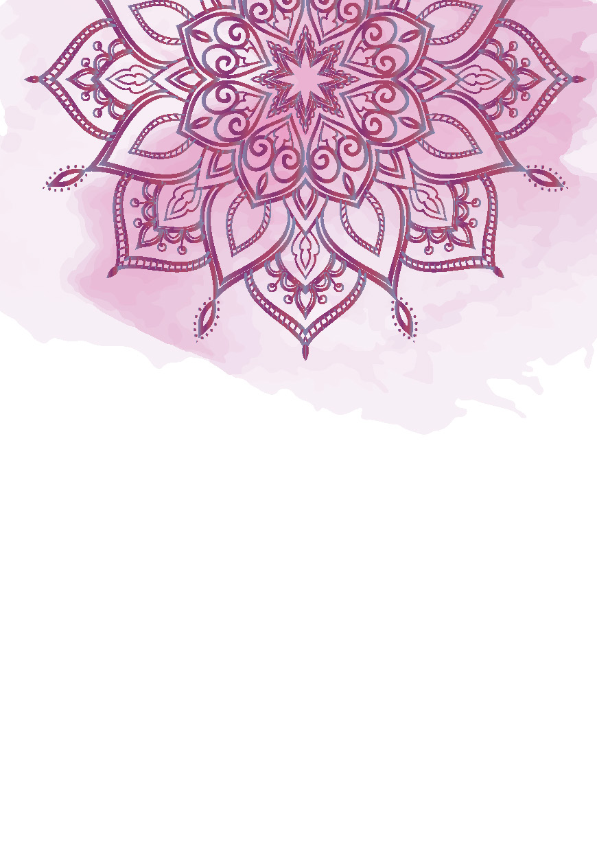 !WoY - MANDALA_pink blank