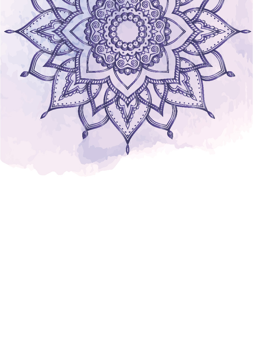 !WoY - MANDALA_purple blank